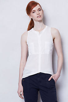 Zera Sleeveless Shirt