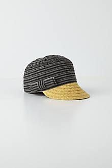 Shaded Grosgrain Cap