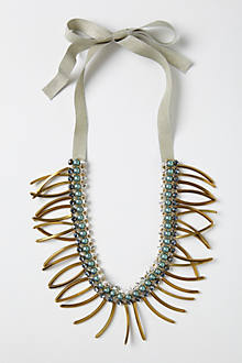 Viento Fringe Necklace