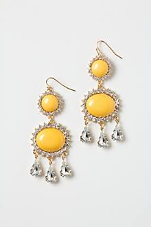 Sun-Shower Earrings