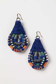 Topkapi Bound Earrings