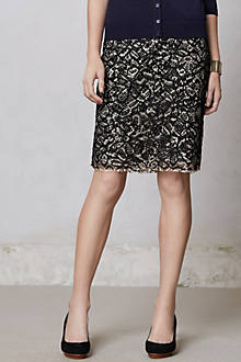 Dual Foundation Pencil Skirt