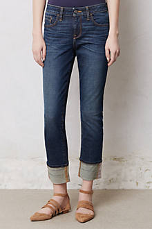 Pilcro Stet Cuffed Jeans