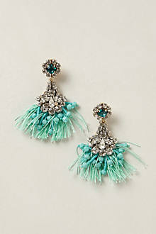 Melusina Tassel Earrings