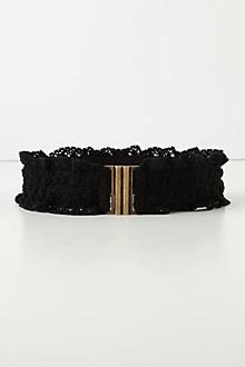 Lacy Corset Belt