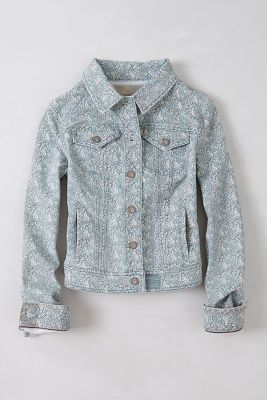 Pilcro Daisy Denim Jacket