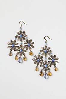 Snowflower Chandeliers