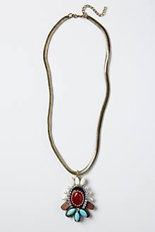 Desert Flower Necklace