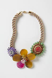 Floret Rope Necklace
