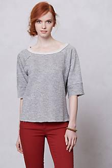 Heather Raglan Sweatshirt
