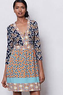 Fables Print Dress