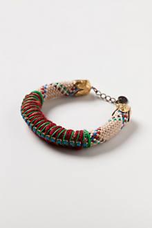 Bracelet b�ton en spirale