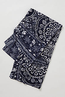 Damask Honeysuckle BeachTowel