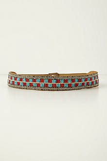 Checkerbead Belt