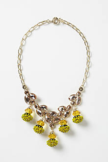 Moss Bauble Necklace