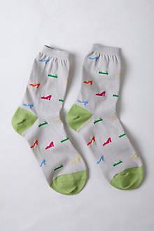 High Heel Socks