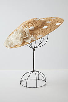 Dotted Disk Sun Hat