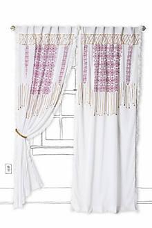 Sequin Stream Curtain