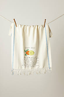 Summer Cocktail Dishtowel