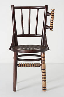 Altered Ego Chair, Cane Seat