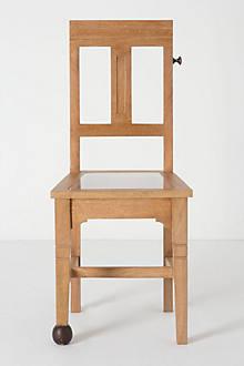 Altered Ego Chair, Plexiseat