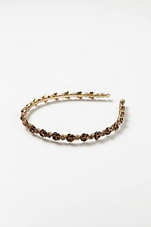 Rose-Ringed Headband