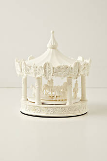Carousel Clock