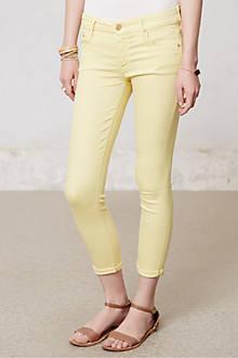 Mother Looker Crop Jeans