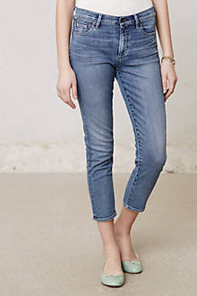 Citizens of Humanity Crop Rocket High-Rise Skinny Jeans