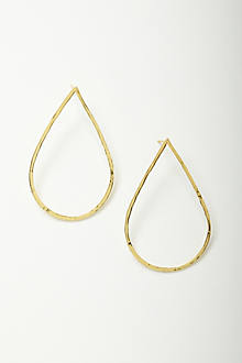 Crocodile Tear Hoops