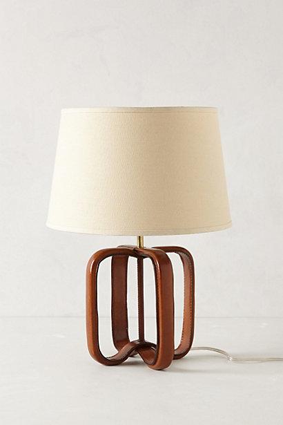 Sale alerts for Anthropologie Saddle Strap Lamp Base - Covvet