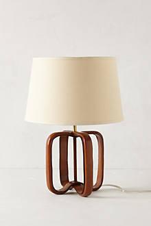 Saddle Strap Lamp Base