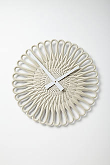 Warpweft Clock
