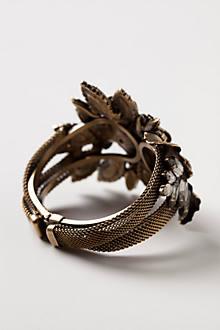 Gilt Rose Bracelet