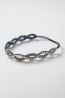Crystal Swirl Headband