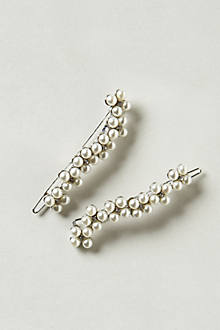 Pearly Bijoux Clips