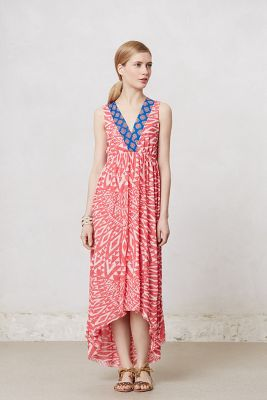 Monterrico High-Low Dress