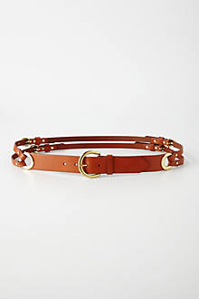 Leather Prix Belt