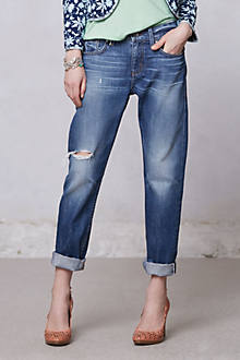 Jeans d�contract�s Level 99 Lily