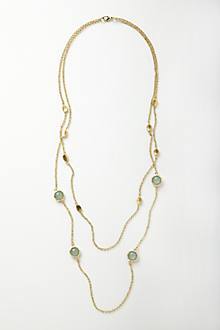 Jade-Dotted Double Strand