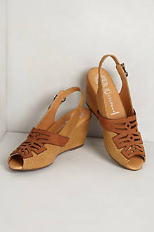 Abbey Slingback Wedges