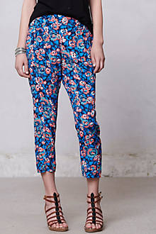 Cora Patterned Trousers