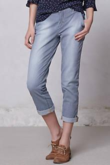 Pantalons cheminot Pilcro Hyphen