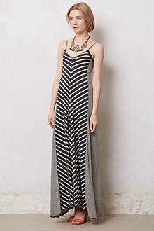 Market Day Striped Maxi