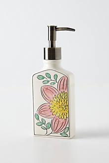 Molly Hatch Soap Pump