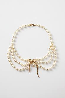 Diana Pearl Collar