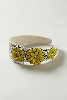 Jewel Blossom Headband