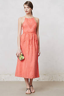 Sunlace Midi Dress