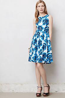RosebloomBurnout Dress
