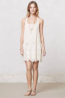Leveled Lace Dress